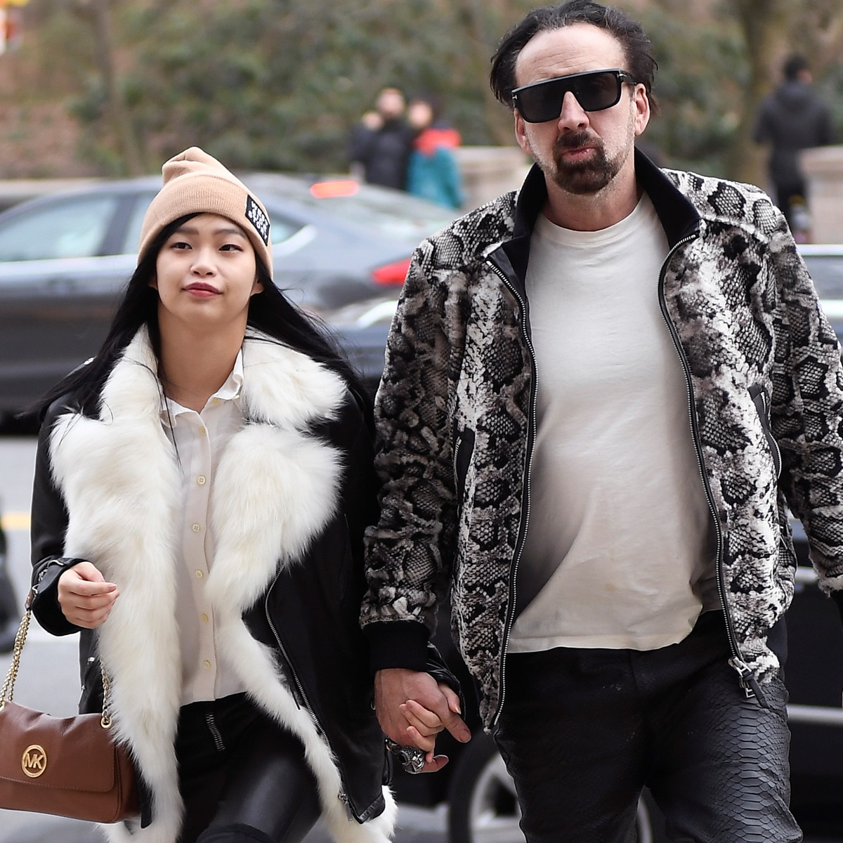 Nicolas Cage Gets Married for the Fifth Time - E! Online