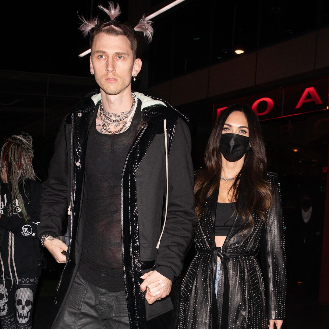 Inside Megan Fox and Machine Gun Kelly's Double Date With Avril Lavigne and Mod Sun