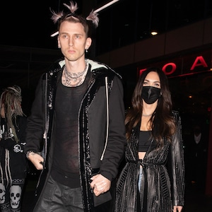 Megan Fox, MGK, Machine Gun Kelly