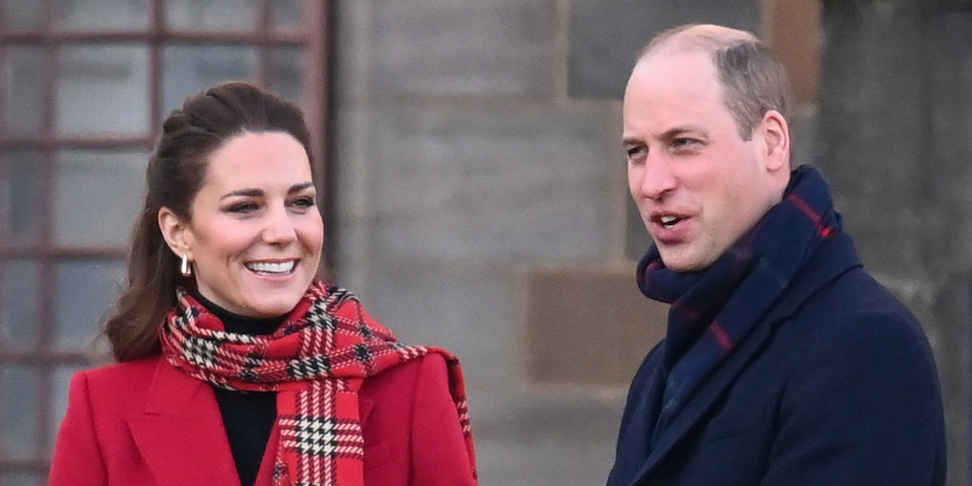 Kate Middleton and Prince William Share Commonwealth Day Video Before Meghan and Harry Interview - E! Online.jpg