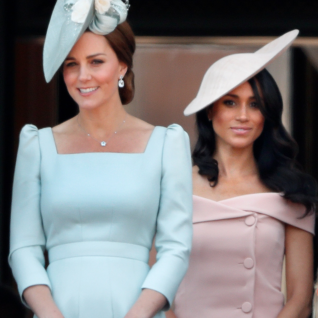 Meghan Markle Reveals Kate Middleton Made Her Cry Before Prince Harry Wedding thumbnail