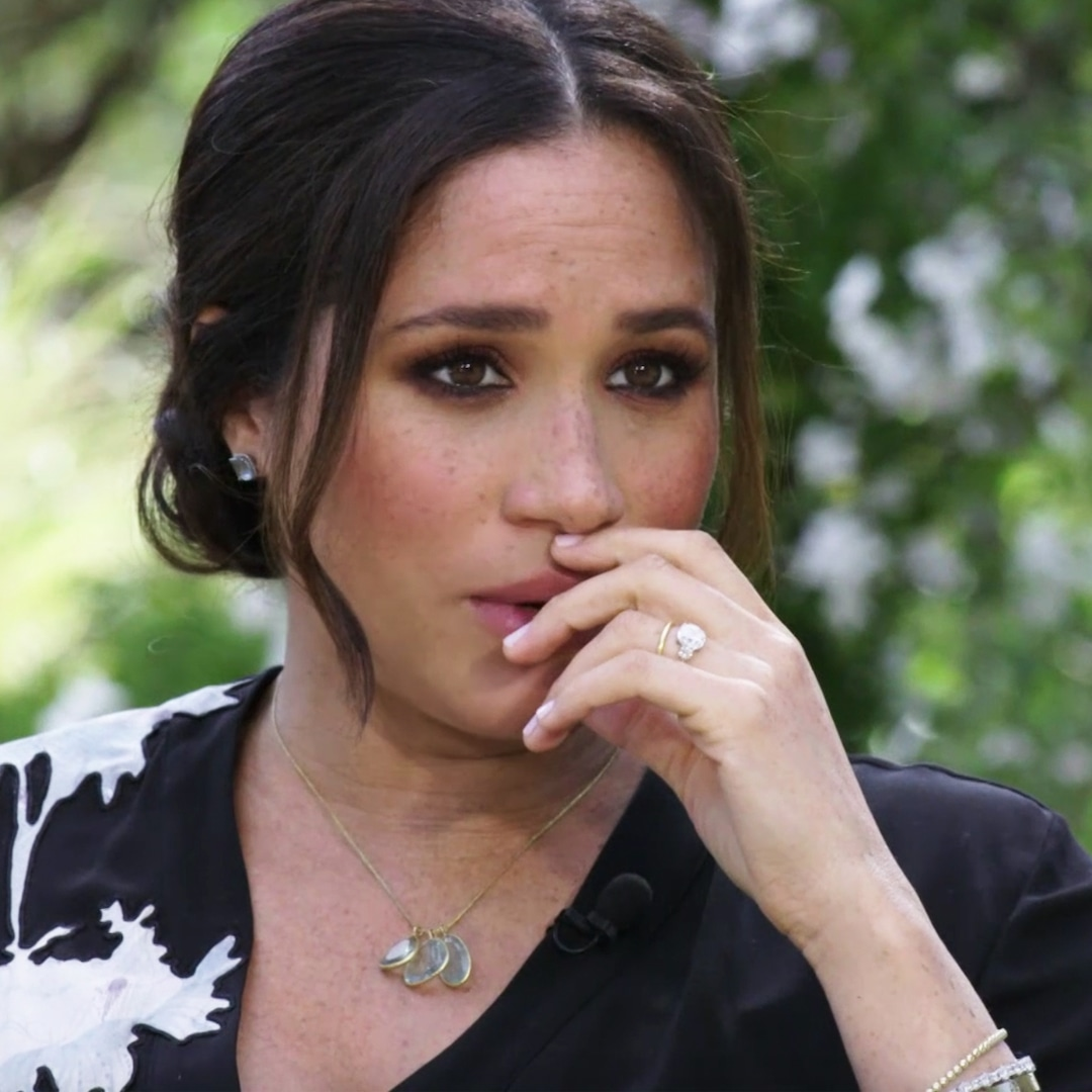 """<p>Meghan Markle Recalls Darkest Moments as a Royal:""""I Didn't Want to Be Alive Anymore"""" thumbnail"""