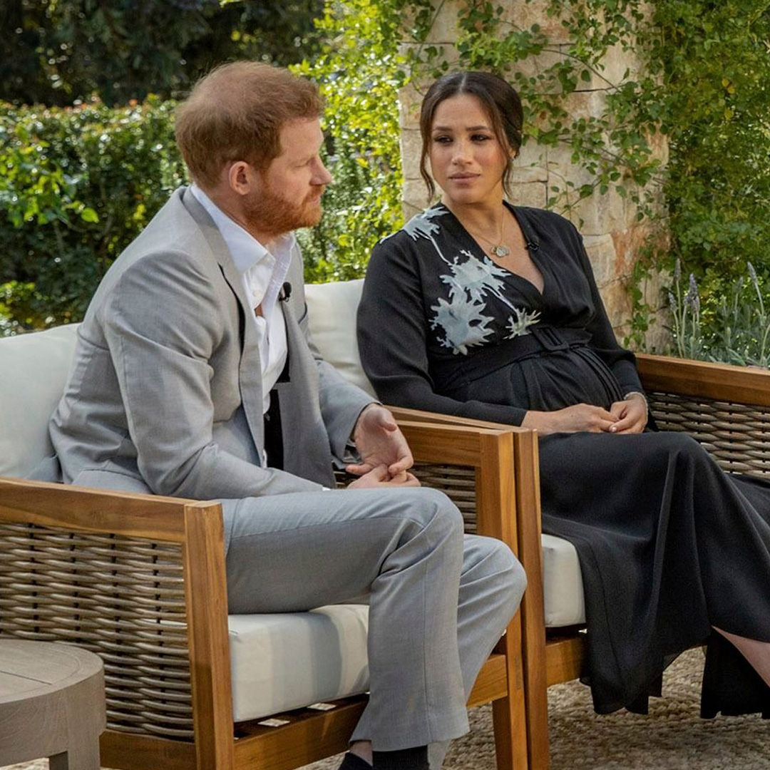 See How Gabrielle Union, Piers Morgan and More Reacted to Prince Harry and Meghan Markle's Interview