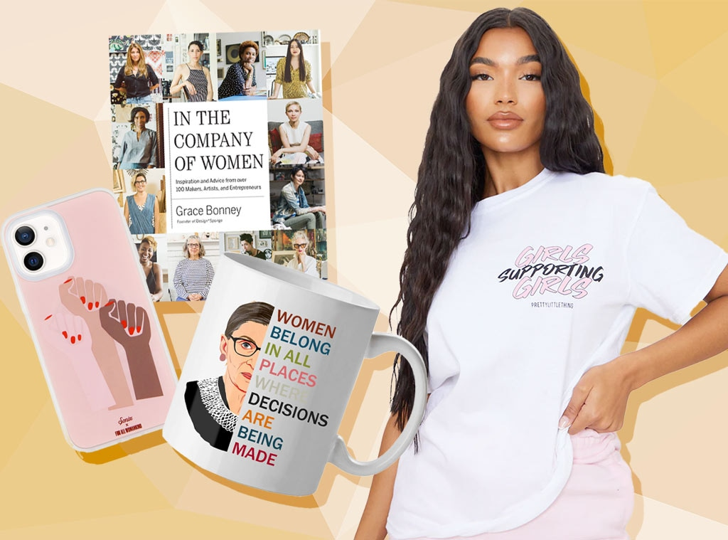 E-Comm: Feminist Finds Gift Guide