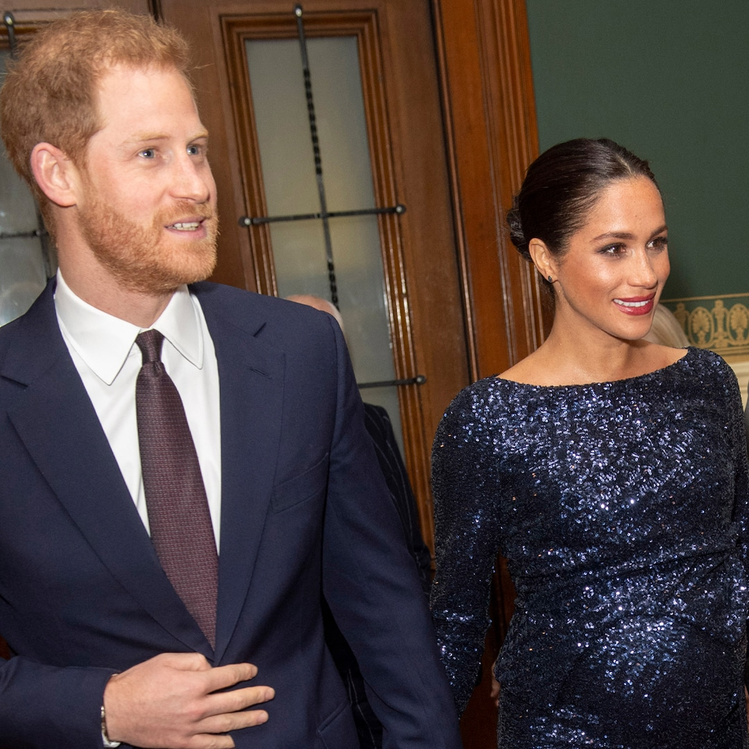 Why Meghan Markle Says This 2019 Photo With Prince Harry