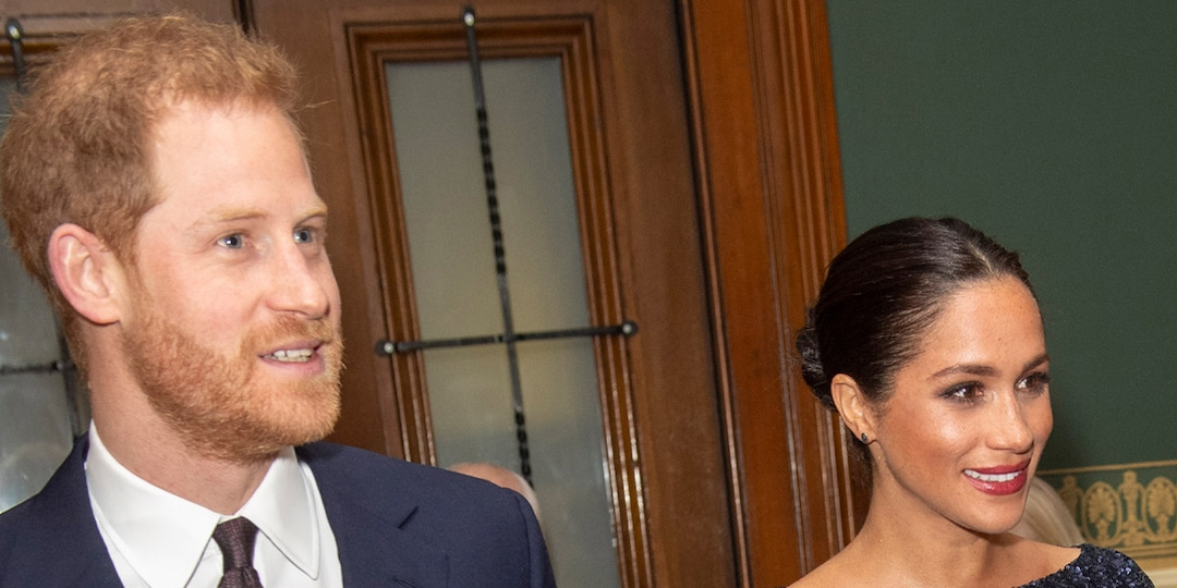 """Why Meghan Markle Says This 2019 Photo With Prince Harry """"Haunts"""" Her - E! Online.jpg"""