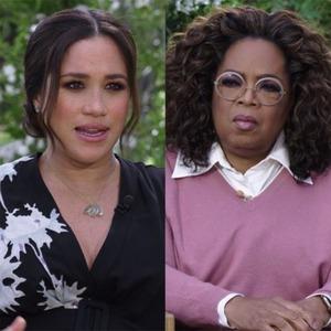 Meghan Markle, Oprah Winfrey, Oprah Interview