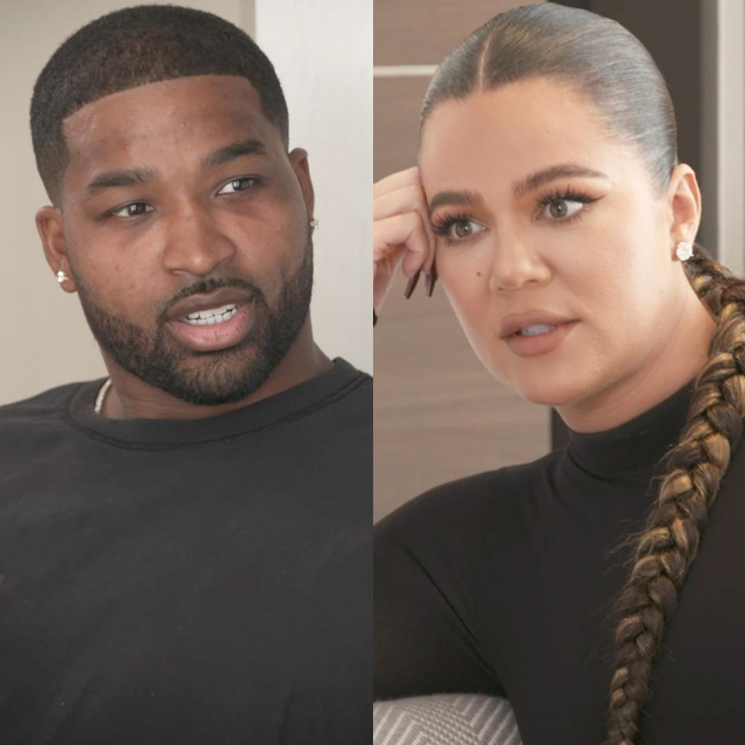 Khloe Kardashian Talks Surrogacy With Tristan Thompson in KUWTK Final Season Trailer