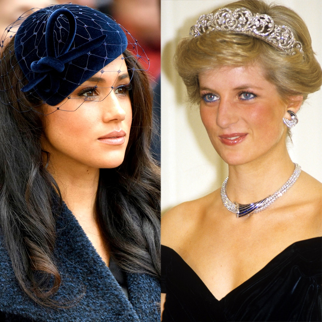 The Striking Similarities Between Meghan Markle's Revelations and How Princess Diana Described Royal Life