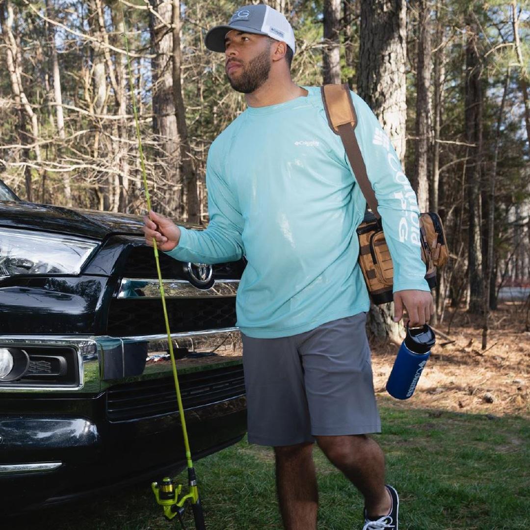 NASCAR Star Bubba Wallace Shares His 17 Amazon Camping Essentials