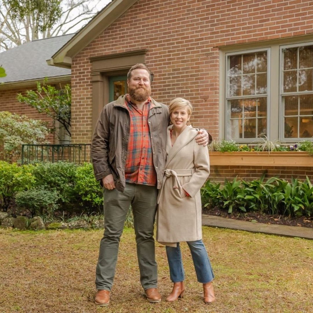 HGTV's Erin and Ben Napier Confirm They Are Expecting Baby Girl on Home Town