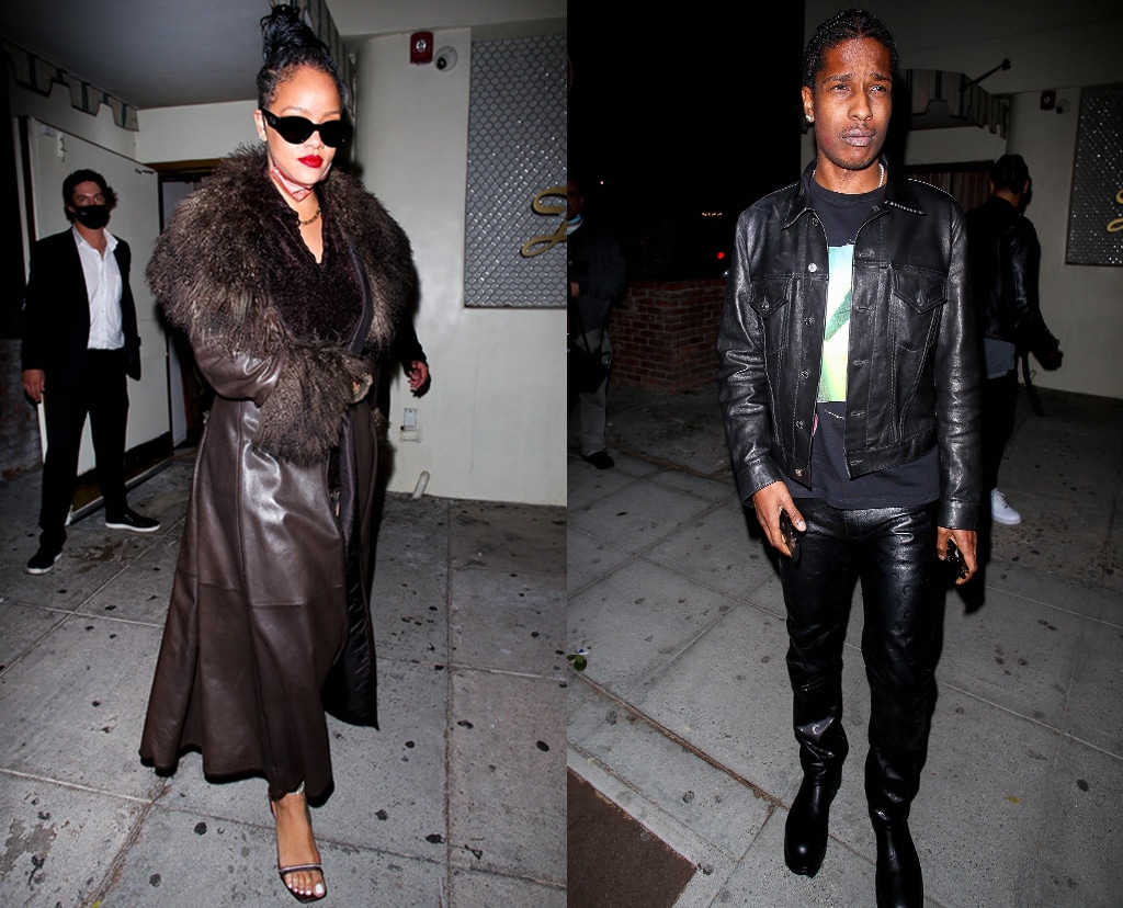 Rihanna, ASAP Rocky, A $ AP Rocky