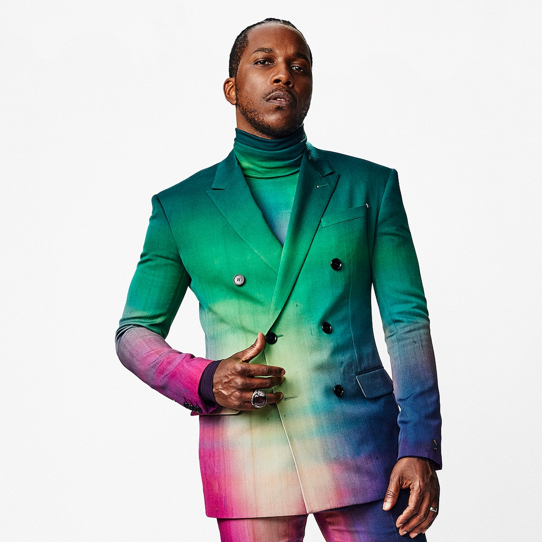 Leslie Odom Jr. Is Our Breakout Style Star of the 2021 Awards Season