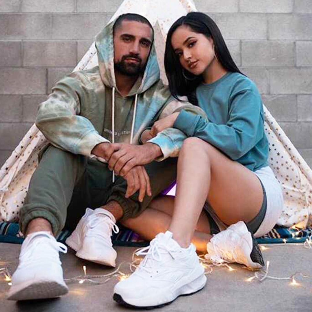Here's Proof Becky G and Sebastian Lletget Are Big Winners in the Game of Love