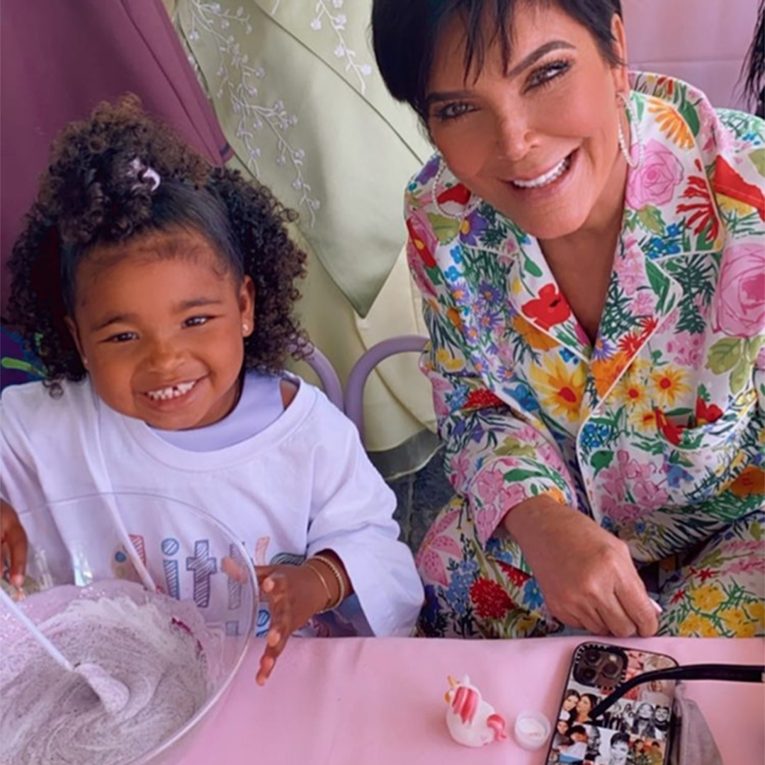 Photos from True Thompson's 3rd Birthday Party - E! Online