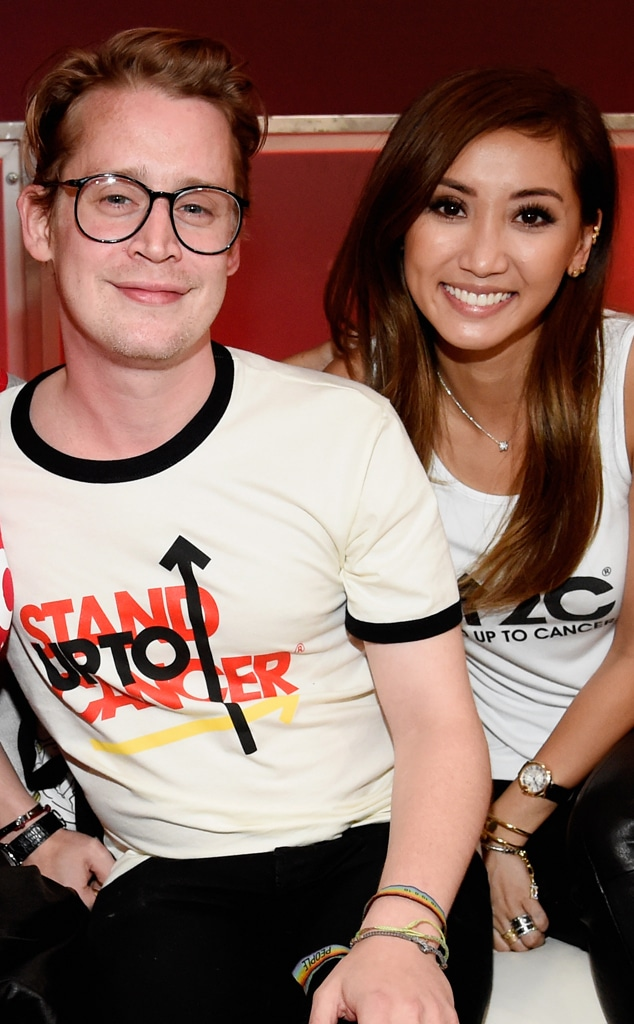 Macaulay Culkin and Brenda Song Quietly Welcome Their First Baby - E! Online