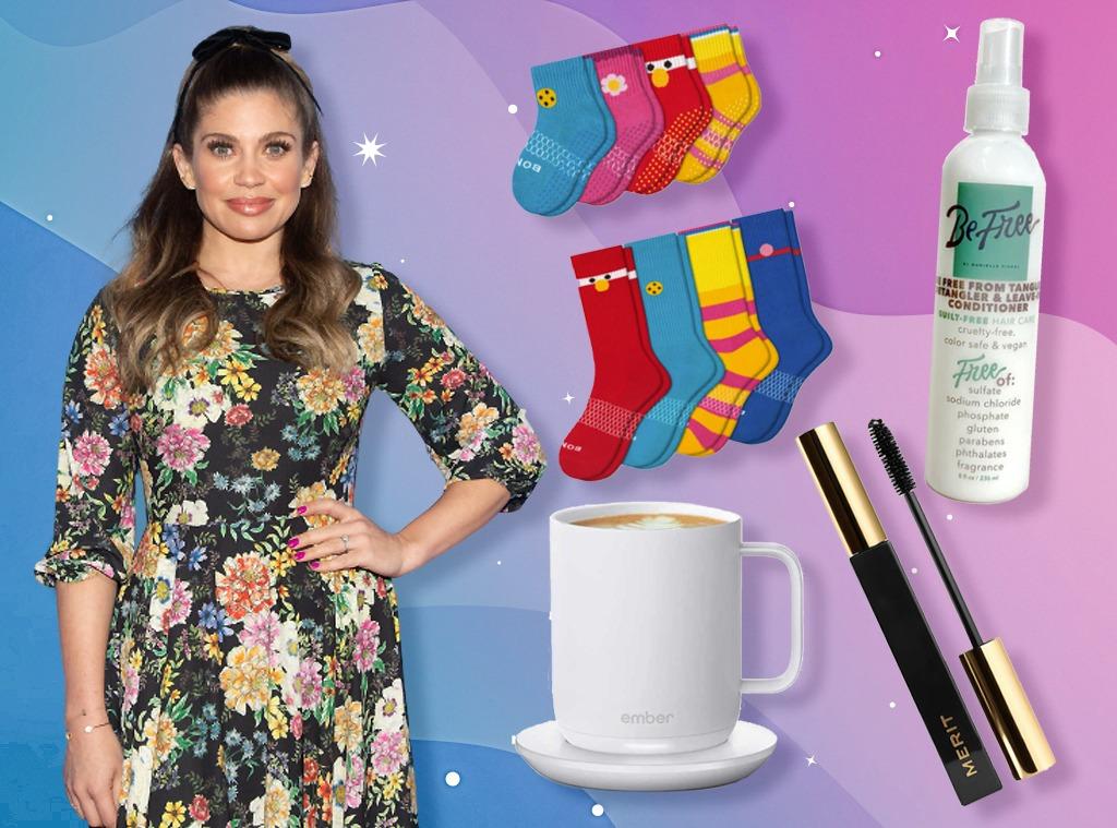E-Comm: Danielle Fishel's Mother's Day Gift Guide