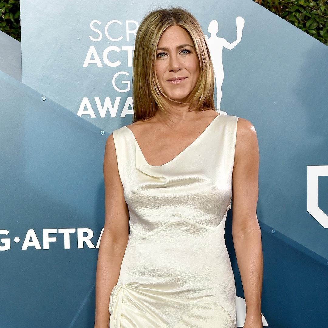 This Jennifer Aniston Doppelgänger on TikTok Will Make Your Jaw Drop