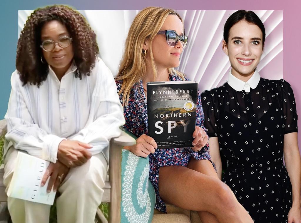 E-comm: Celebrity Book Club April 2021