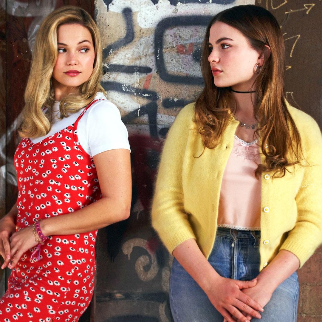 Cruel Summer's Olivia Holt and Chiara Aurelia Detail Their Transformation Into '90s Kids