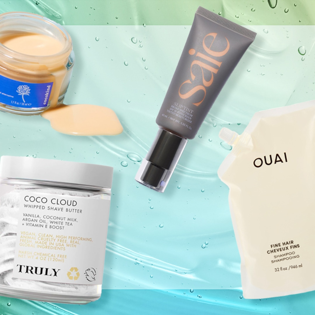 22 Sustainable Beauty Brands to Support on Earth Day (and Every Day)