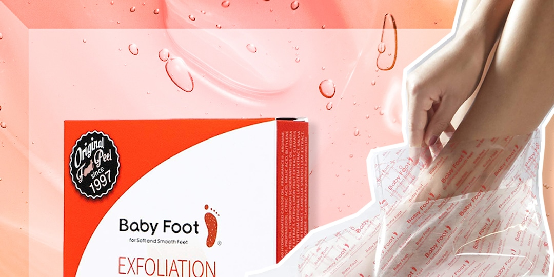 The Cult Favorite Baby Foot Peel Is on Sale: Stock up Before It Sells Out.... Again - E! Online.jpg
