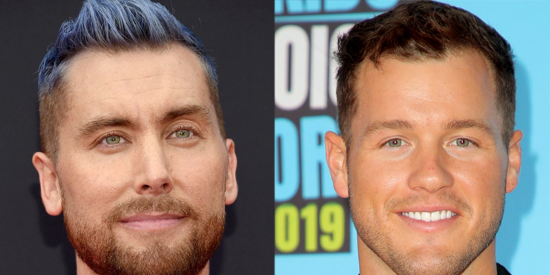 Lance Bass Reveals the Surprising Reason He Relates to Colton Underwood's Coming Out Experience - E! Online.jpg