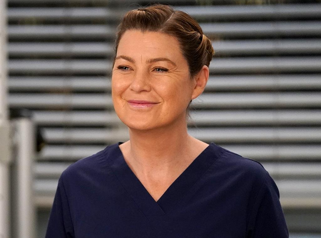Ellen Pompeo, Greys Anatomy