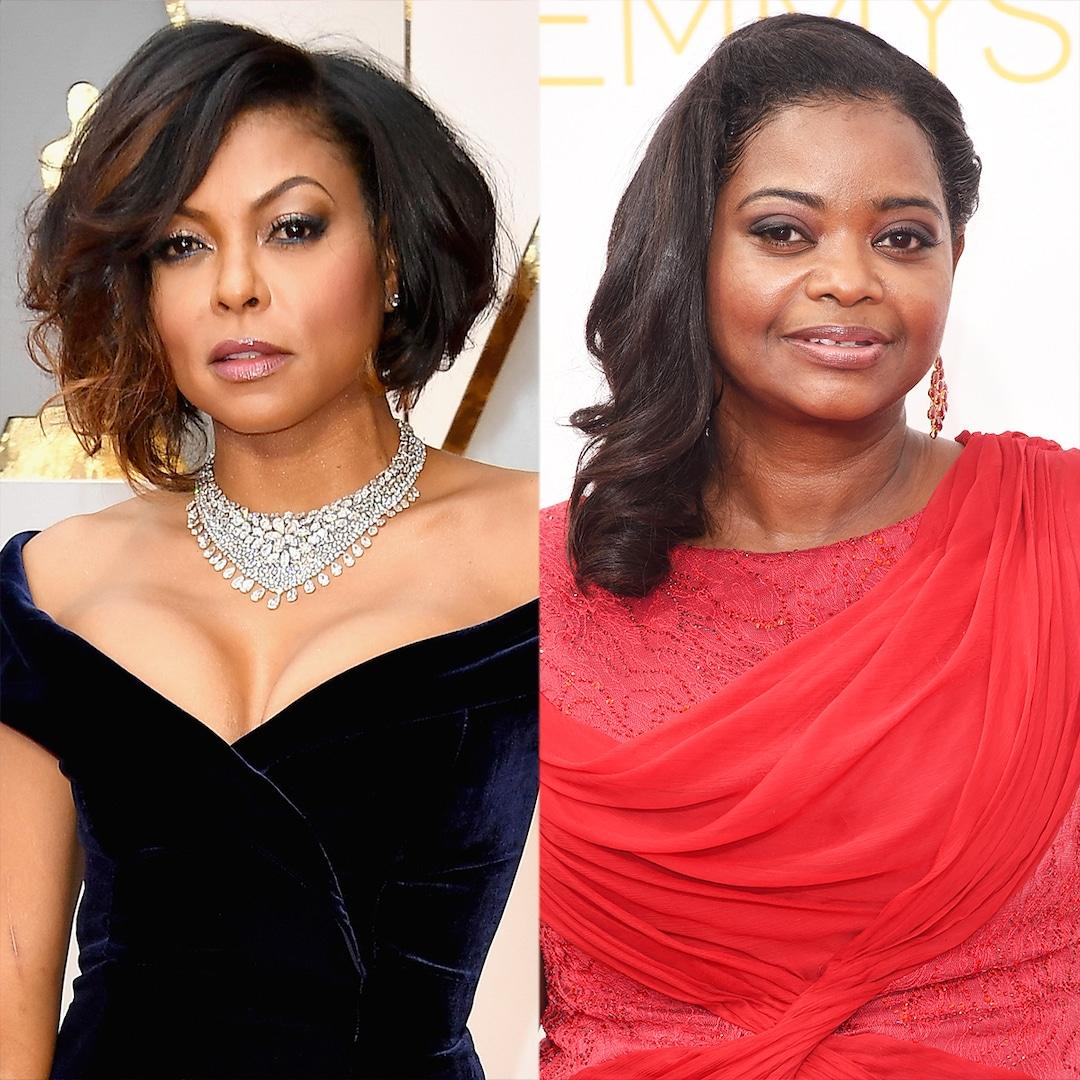 Octavia Spencer, Gabrielle Union and More Stars React to Taraji P. Henson's Nude Photo Prank