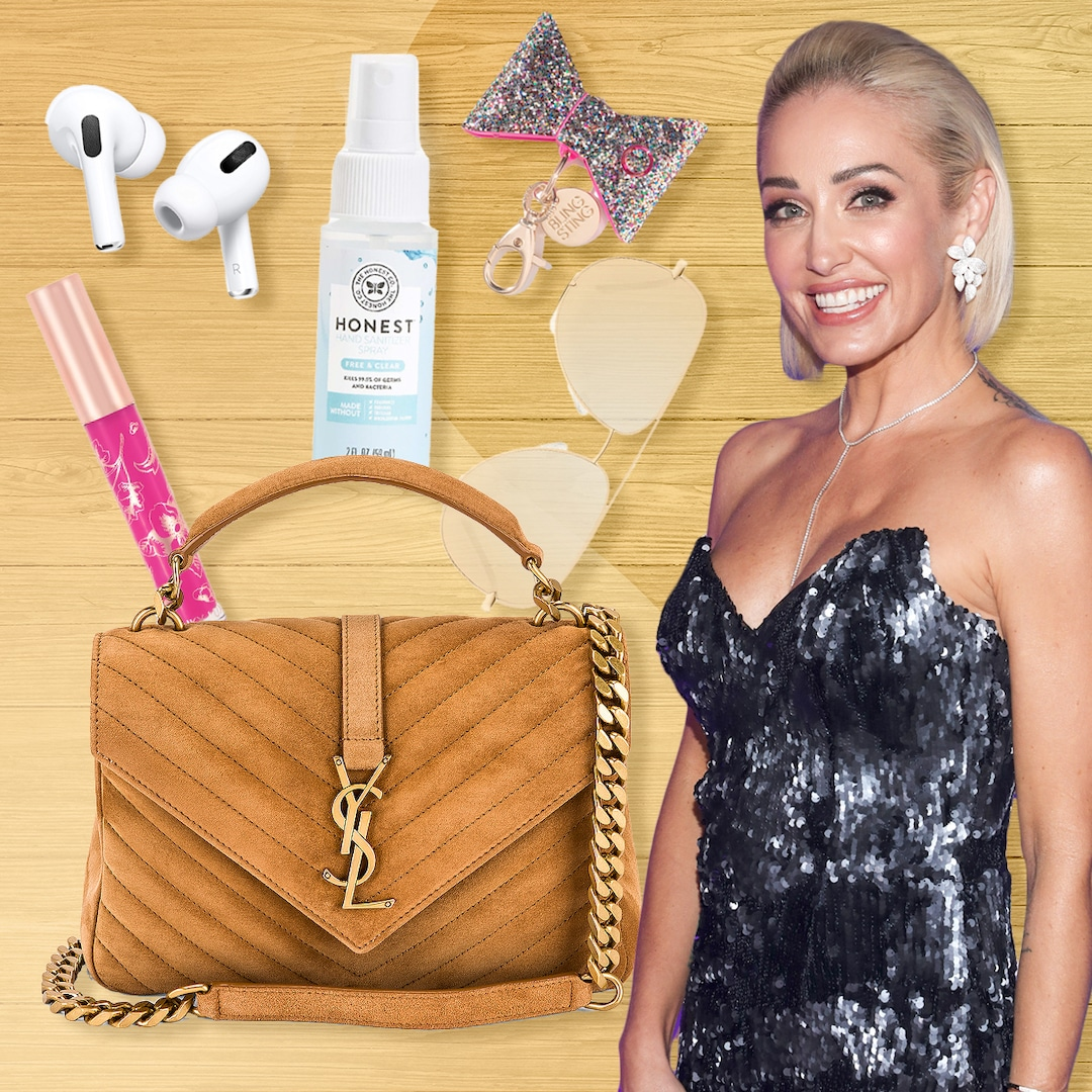 Selling Sunset's Mary Fitzgerald Reveals What's in Her Bag