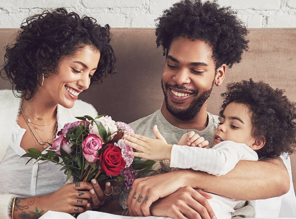 E-comm: Unique Mothers Day Flowers