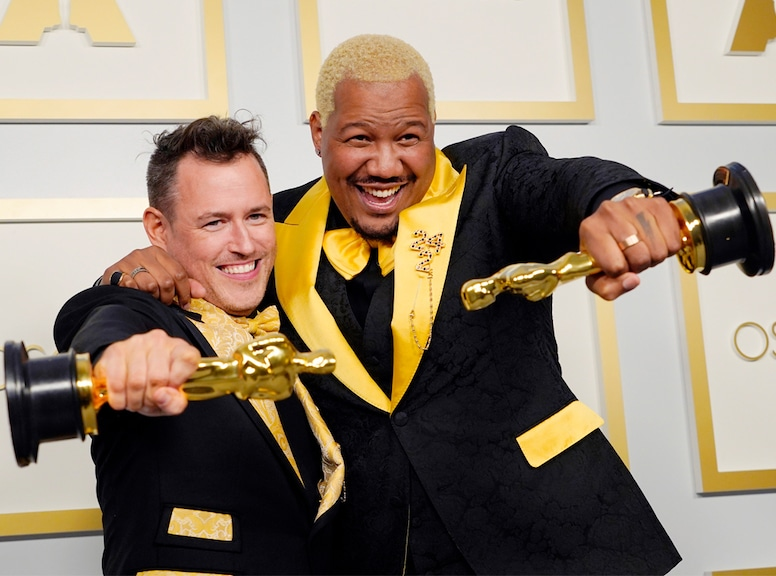 Photos from Oscars 2021: Candid Moments - E! Online - AP