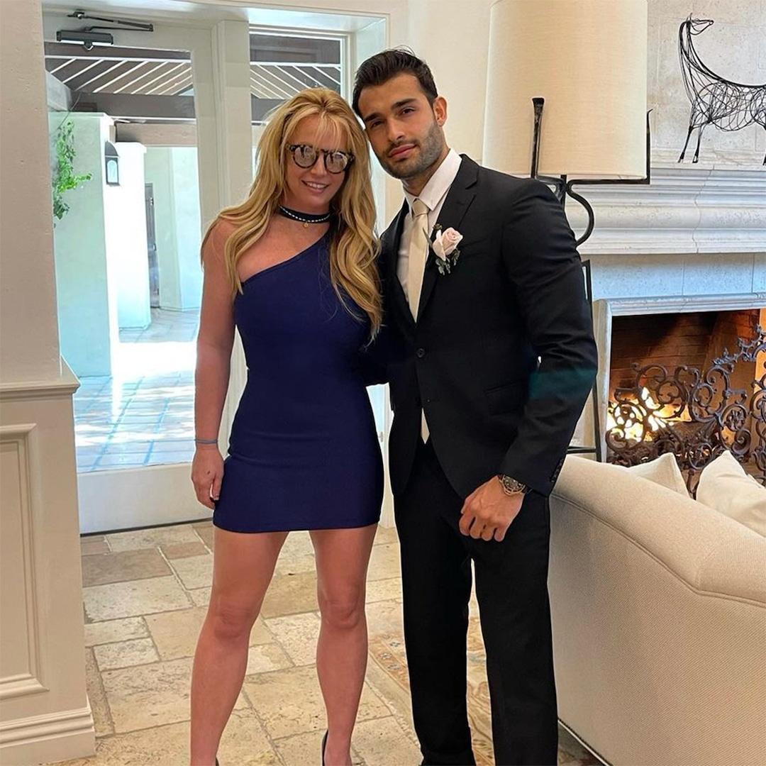Inside Britney Spears and Sam Asghari's