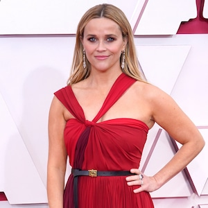 Reese Witherspoon, 2021 Oscars, 2021 Academy Awards, Red Carpet Fashion