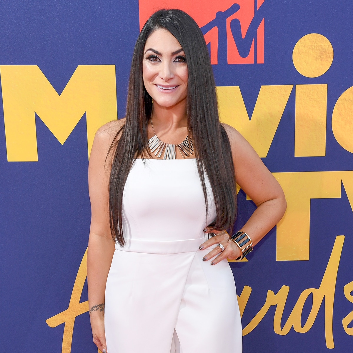 Jersey Shore's Deena Cortese Gives Birth to Baby No. 2 - E! Online