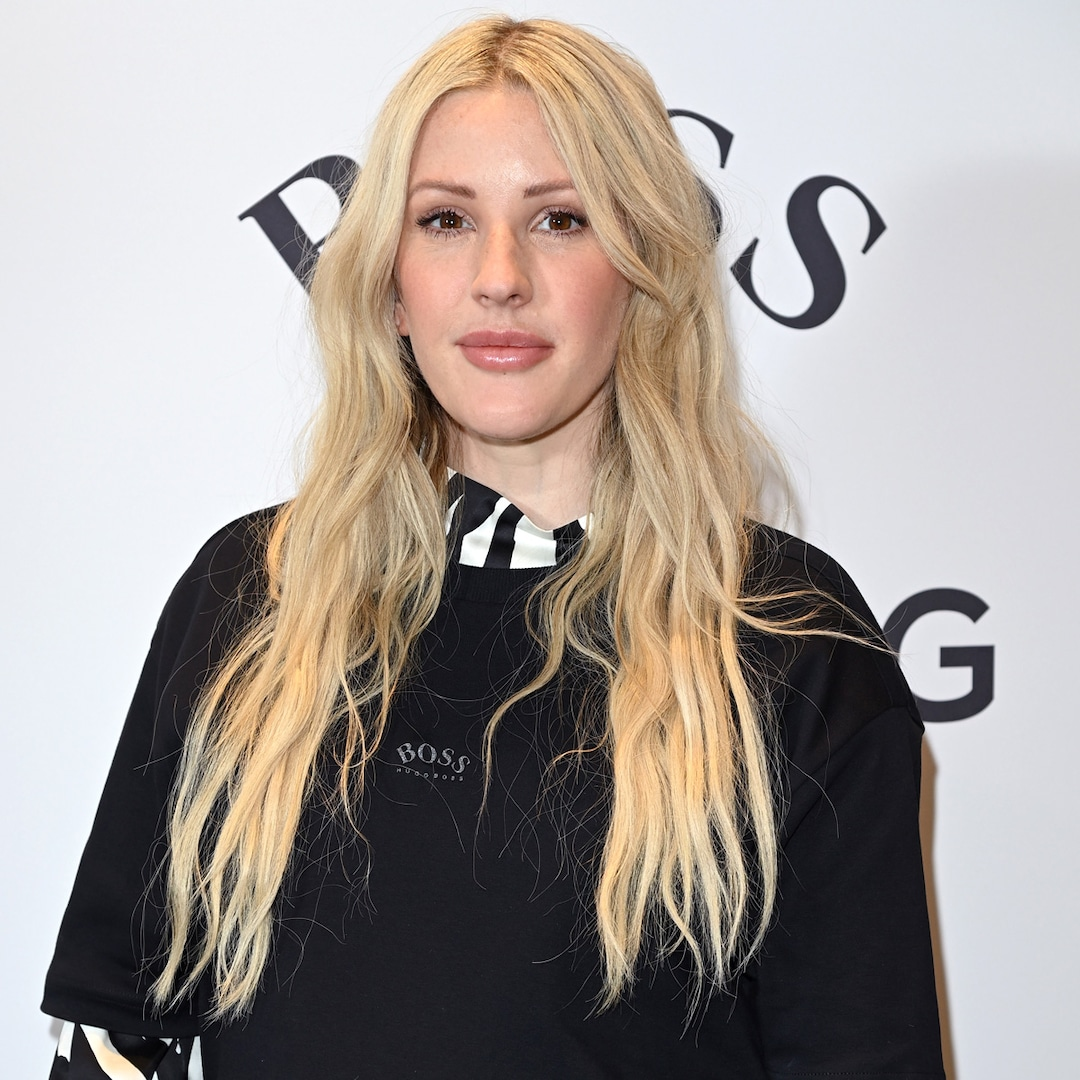 Ellie Goulding's Husband Caspar Shares Rare Photo of the Pregnant Singer – E! NEWS