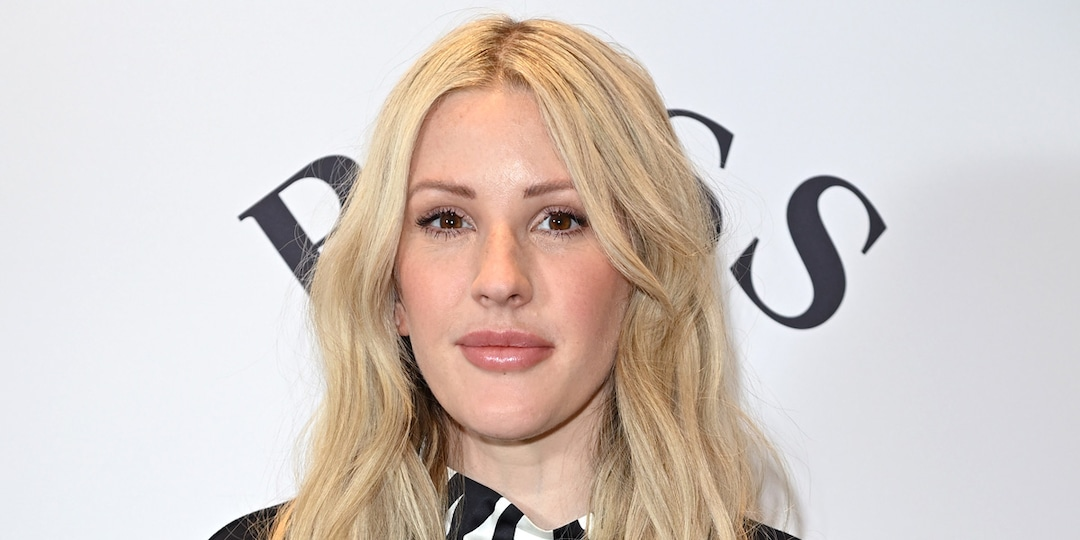 Ellie Goulding's Husband Caspar Shares Rare Photo of the Pregnant Singer - E! Online.jpg