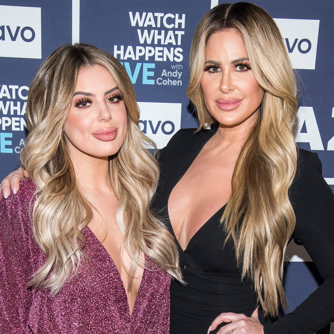 Kim Zolciak-Biermann and Daughter Brielle Pay Tribute to Family Friend Killed in Hit and Run