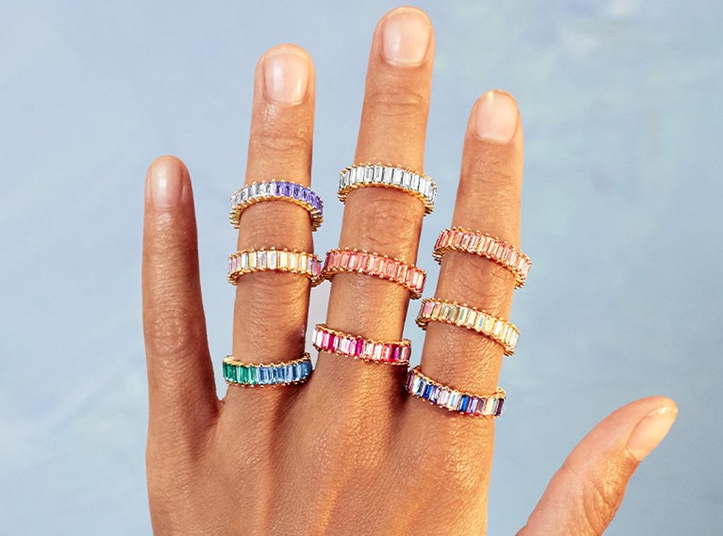 E-Comm: BaubleBar Ring Sale