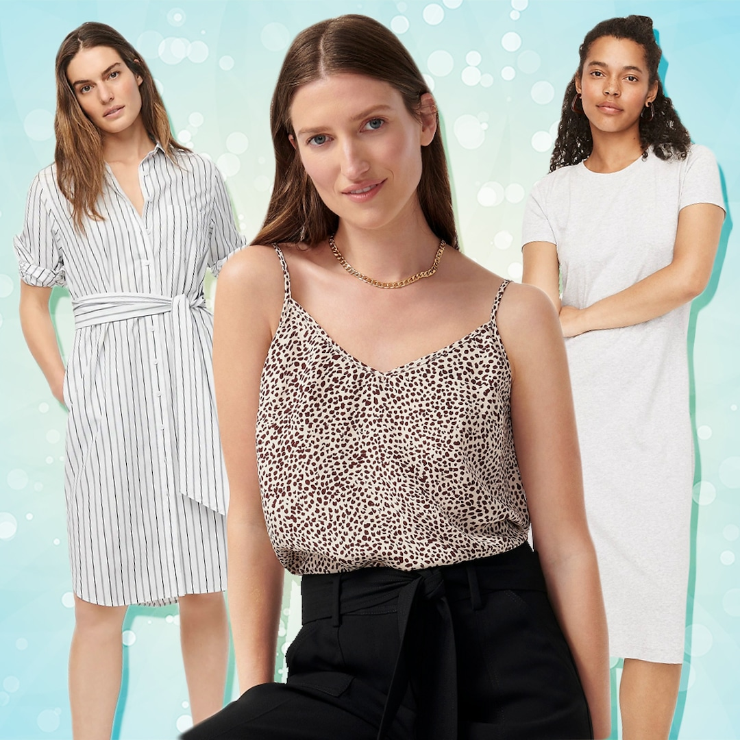 This Weekend at J.Crew: Score up to 40% off on Tops, Dresses, & More thumbnail