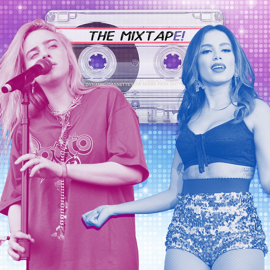 The MixtapE! Presents Billie Eilish, Anitta and More New Music Musts