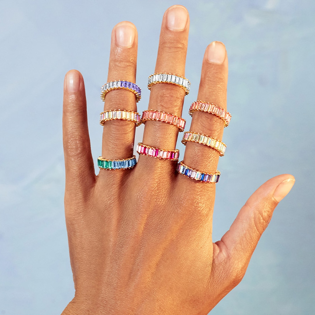 Calling All BaubleBar Fanatics: Mini Alidia Rings Are on Sale for Just $12
