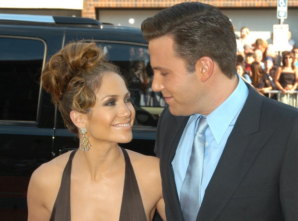 Ben Affleck, Jennifer Lopez, 2003