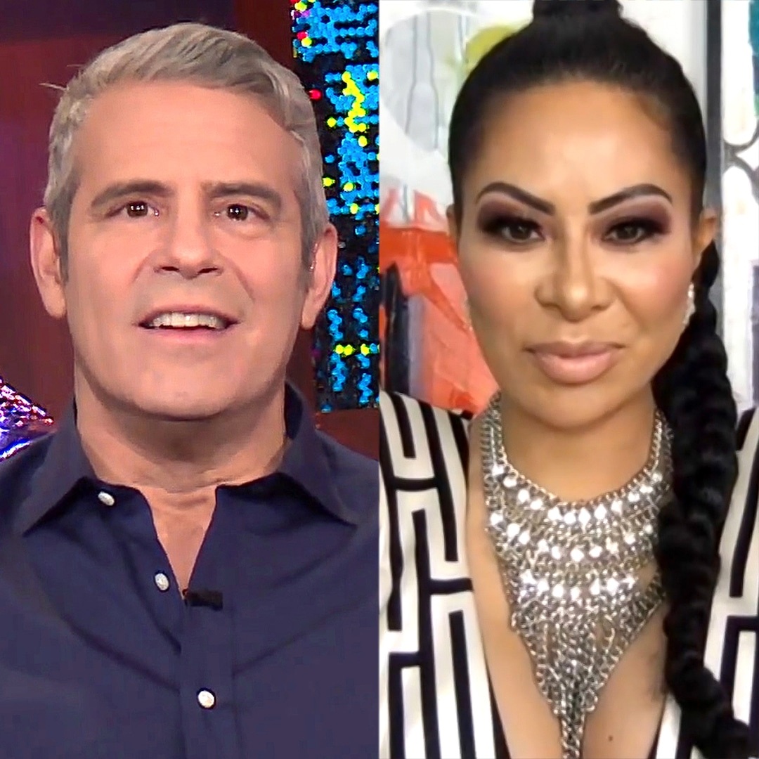 Andy Cohen Breaks His Silence on Real Housewives Star Jen Shah's Arrest