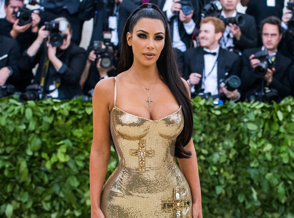 Kim Kardashian, 2018 MET Gala