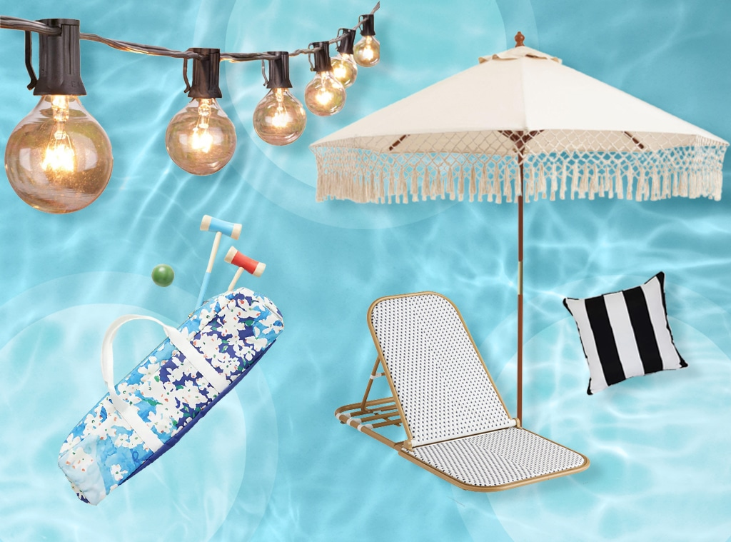 E-Comm: Everything You Need for Your Backyard Oasis