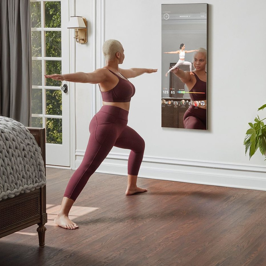 Save Big on Lululemon's Mirror Home Gym for Mother's Day