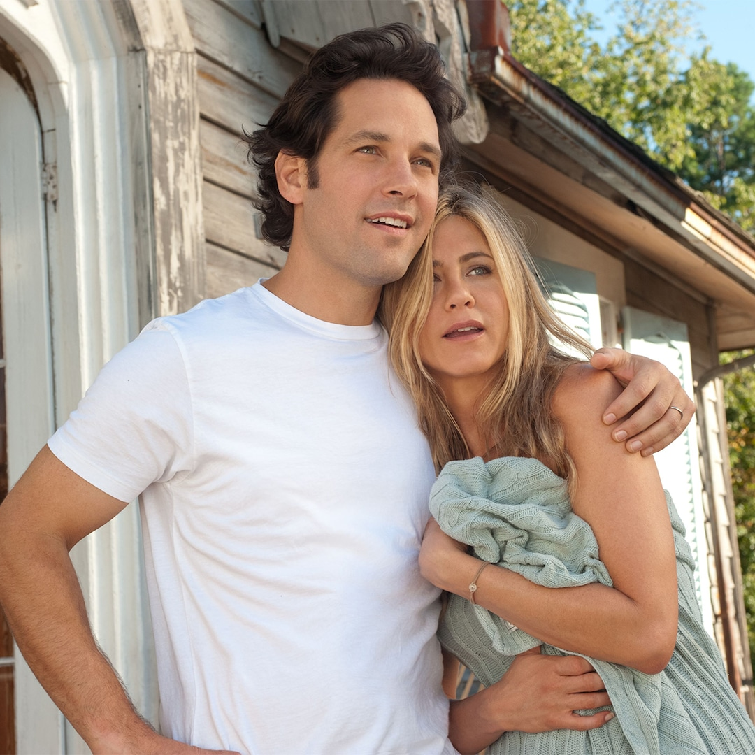 Jennifer Aniston Points Out That Birthday Boy Paul Rudd Doesn't Age, and We'd Have to Agree