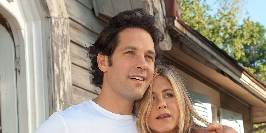 Jennifer Aniston Points Out That Birthday Boy Paul Rudd Doesn't Age, and We'd Have to Agree - E! Online.jpg
