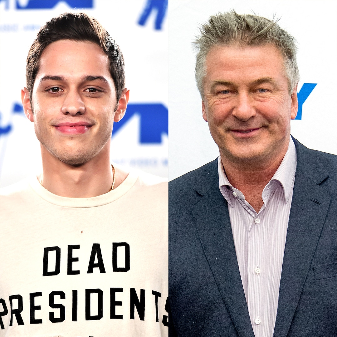 Pete Davidson Reveals How He Accidentally Helped Alec Baldwin Lose